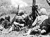 Marines push to Yae-Take (Yae-Dake), Northern Okinawa