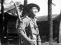 Ray Nosaka, Company E, 29th Infantry Regiment
