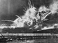 Japanese aircraft attack on Pearl Harbor